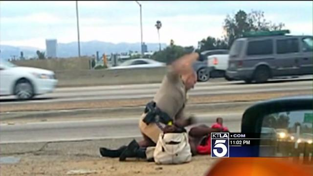 CHP Reaches $1.5M Settlement With Woman in Videotaped Beating