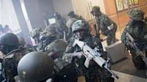 Vice President: Kenya mall siege in final stage