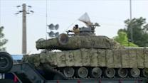 Iran marks Army Day with a joint military parade