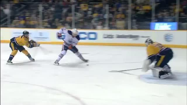 Oilers tally twice in 51 seconds