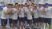Virginia Wins 2015 ACC Men's Tennis Championship