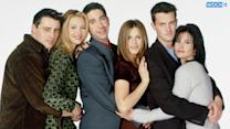Jimmy Kimmel Joins Jennifer Aniston, Courteney Cox And Lisa Kudrow For Friends Reunion--Watch Now!