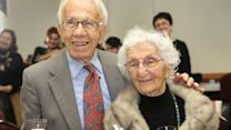 'Longest married couple' in US shares their advice