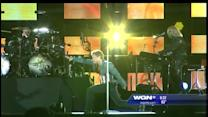 Bon Jovi performs at Soldier Field