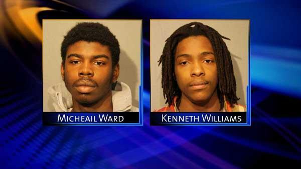 Police charge 2 men in Hadiya Pendleton murder
