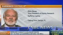 Goldman Sachs and Morgan Stanley to surprise?