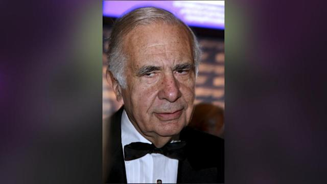 Icahn Dines WIth Cook, Pushes Buyback