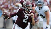 Johnny Manziel's antics overshadow win