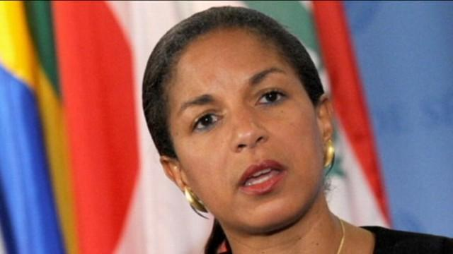 Susan Rice Takes Republican Challengers Head On