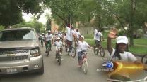 Englewood bike tour highlights neighborhood's positives