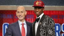 Teammates Again Go in Top 3 at NBA Draft