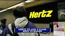 Hertz avoids proxy fight with Icahn; Darden results entice investors; Ulta shares top $100 on strong earnings