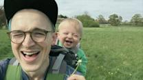 Baby's Delightful Reaction to a Dandelion Goes Viral