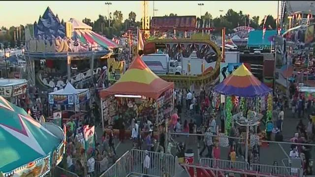 Two arrested for fraud at state fair