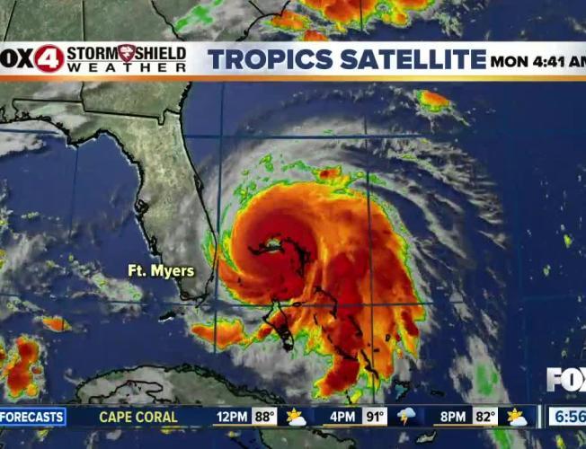 Trent Aric explains Tropical Storm Watch
