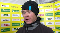 'It's been tough' Froome on Tour de Romandie Stage 4 win