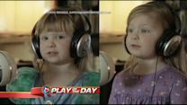 Adorable Little Girls Sing 'Let It Go' From 'Frozen'