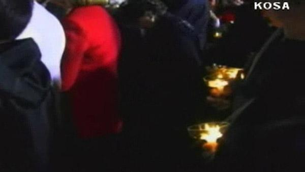 Vigil held to remember victims in deadly parade accident