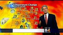 Thursday Evening Forecast: Temperatures Will Get Closer to Normal As We Stay Dry