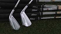 Titleist MB and CB irons