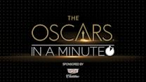 The 2017 Oscar winners in a minute