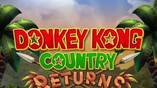 Donkey Kong Country Returns (Trailer 1)