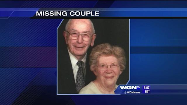 Elderly Elmhurst couple reported missing