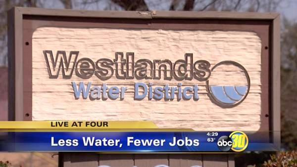 Farmers in Western Fresno County face a difficult summer