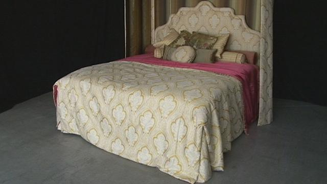 'Royal Bed' Billed as World's Most Expensive