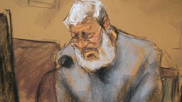 Abu Hamza gives emotional testimony in U.S. terrorism trial
