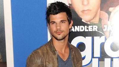Taylor Lautner Has 'Grown Up'
