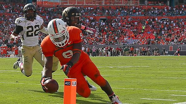 RADIO: Wake Forest gave Miami all it could handle