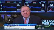Cashin: Buy the 'dippers' back to equities