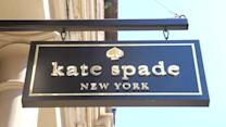 Stocks slip; Kate Spade shares mauled