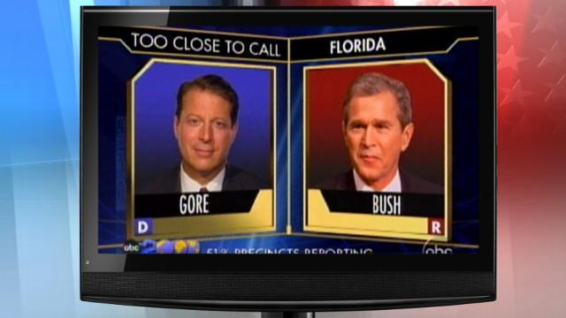 Could 2000 Election Night Mess Happen Again?