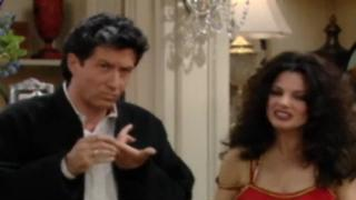 The Nanny: Val's Apartment