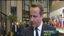 Cameron: EU to send a strong message to Russia