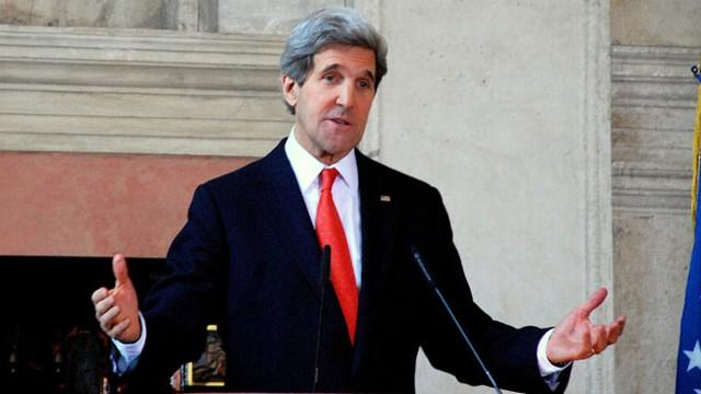 The New Diplomat on the Block: Kerry's Tough Take on Syria and Iran