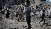 Gazans Survey Destruction As 12-hour Lull Begins