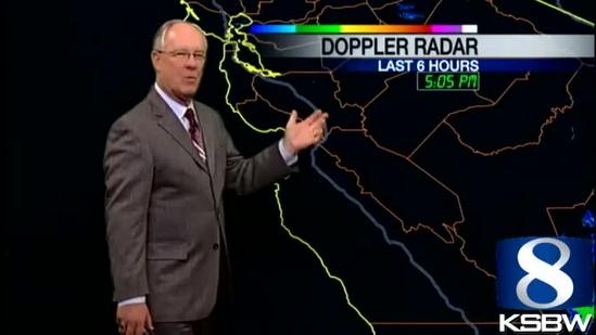 Watch Your KSBW Weather Forecast 05.27.13