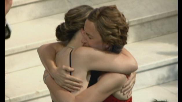 First gay marriage celebrated in Minnesota