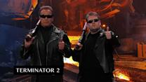 Arnold Schwarzenegger Recreates His Biggest Film Roles with James Corden