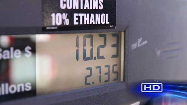 Tests show ways to get most out of gallon of gas