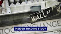 Study says insider trading occurs in a quarter of M&A deals