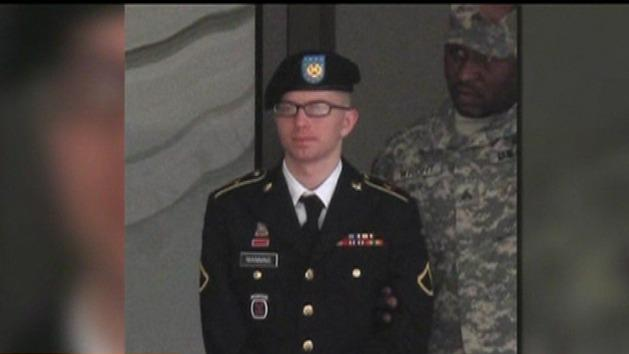 Manning 'not guilty of aiding the enemy'