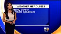 Amber Lee's Weather Forecast (June 15)
