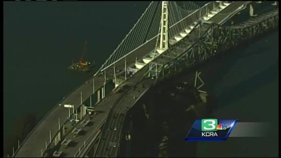 Bay Bridge demolition to take 3 years