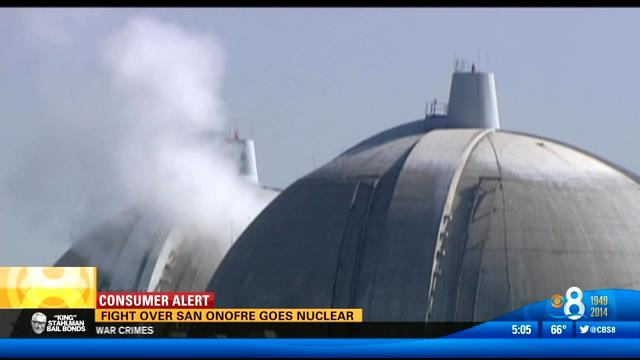 Fight over San Onofre goes nuclear
