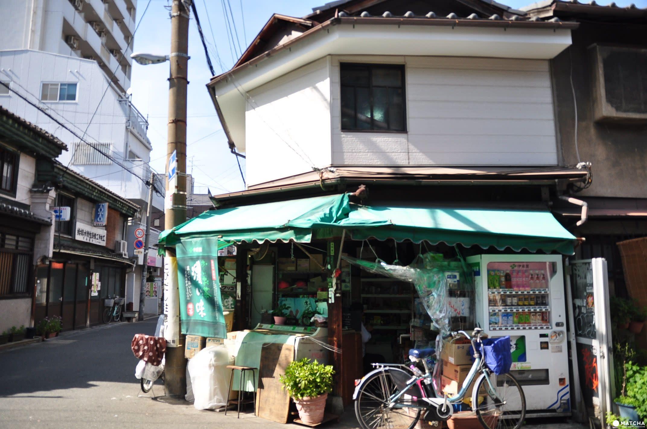 中崎町老雜貨鋪