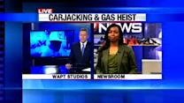 Woman Carjacked and Gas sold